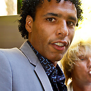 NLD/Amsterdam/20100603 - Uitreiking Talkies Terras Award 2010, Pierre van Hooijdonk