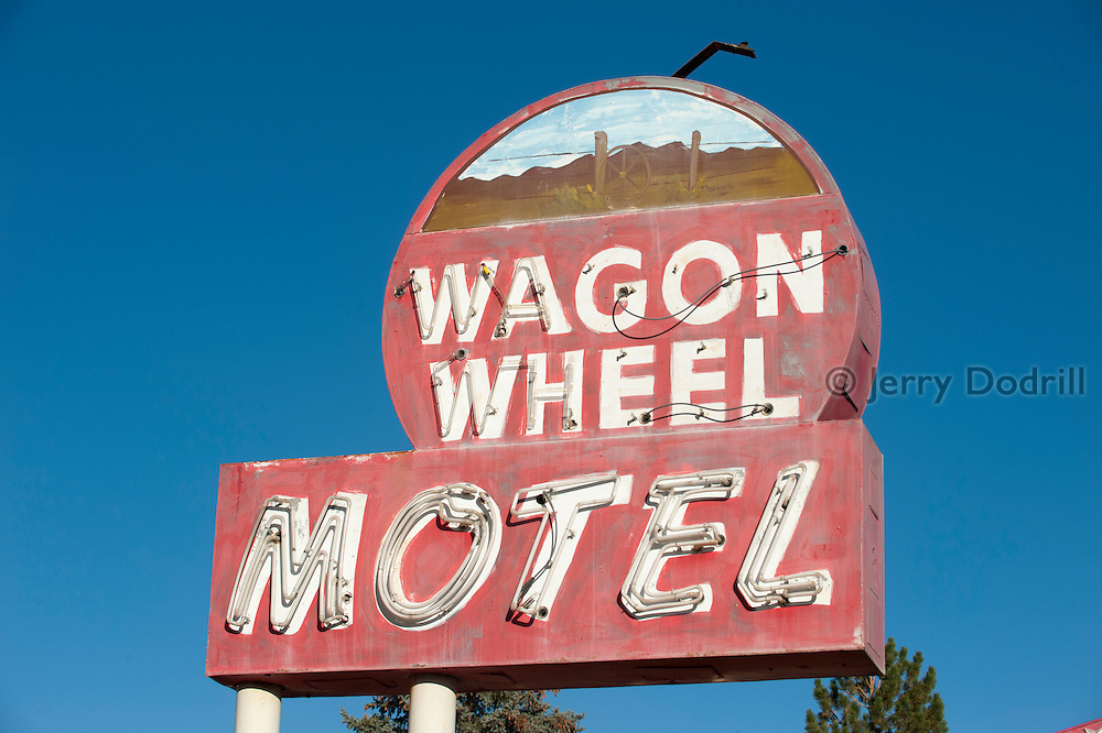 Wagon Wheel Motel, Wells, Nevada