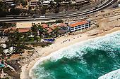 Cabo Surf Aerials.