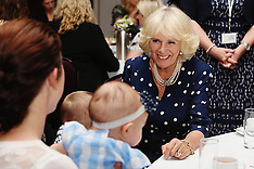 Auckland-Royals, Camilla, Duchess of Cornwall meet mothers from the charity Bellyfull