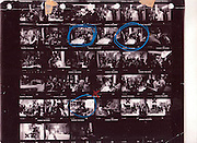 Dominic Dunne; Robert mapplethorpe, Fran Lebovitz, Robert Mapplethope birthday party. 23 St. Manhattan. 1988