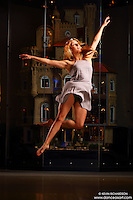Dance As Art New York City Photography Project Astolat Castle Series with dancer, Claudia Maciejuk