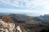 Looking towards Lake Skadar National Park, Montenegro © Rudolf Abraham