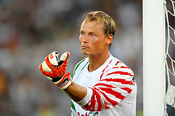13.08.2010, Stadio San Nicola, Bari, ITA, Trofeo Tim, Juventus Turin, Alexander Manninger bei der Begegnung Bari vs Juventus Turin. EXPA Pictures © 2010, PhotoCredit: EXPA/ InsideFoto/ Andrea Staccioli +++++ ATTENTION - FOR AUSTRIA AND SLOVENIA CLIENT ONLY +++++ / SPORTIDA PHOTO AGENCY
