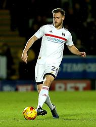 Tomas Kalas of Fulham - Mandatory by-line: Robbie Stephenson/JMP - 01/02/2017 - FOOTBALL - Pirelli Stadium - Burton Upon Trent, England - Burton Albion v Fulham - Sky Bet Championship