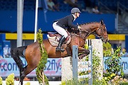 Pierre Ducoste - Vilmar de Mescam<br /> FEI World Breeding Jumping Championships for Young Horses 2016<br /> © DigiShots