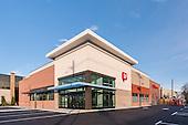 Edison NJ Walgreens Store Construction Photography