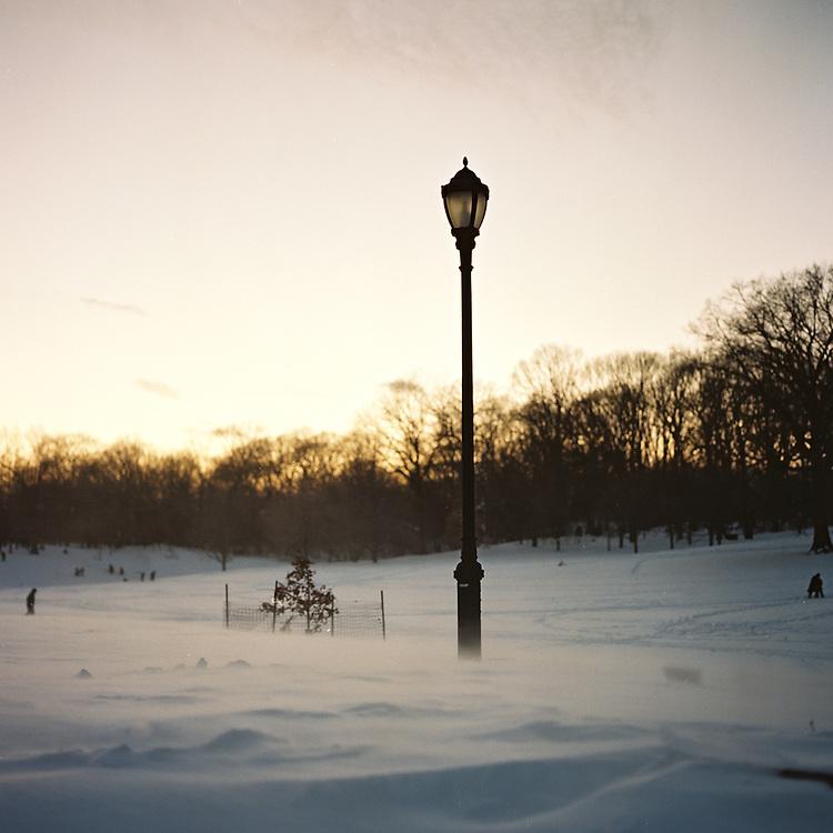 Prospect Park. Brooklyn, New York. 2011
