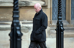© Licensed to London News Pictures. 31/01/2018. London, UK. Former foreign secretary Lord William Hague seen arriving at the House of Lords in Westminster. .Photo credit: Ben Cawthra/LNP