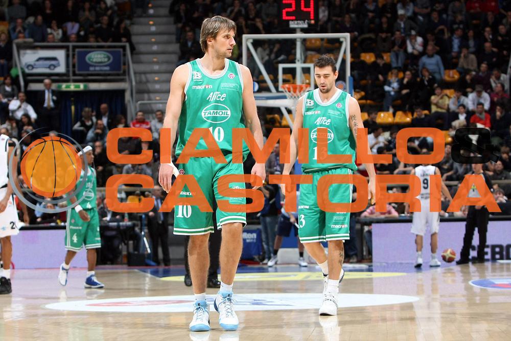 DESCRIZIONE : Bologna Lega A1 2008-09 GMAC Fortitudo Bologna Benetton Treviso<br /> GIOCATORE : Sandro Nicevic<br /> SQUADRA : Benetton Treviso<br /> EVENTO : Campionato Lega A1 2008-2009<br /> GARA : GMAC Fortitudo Bologna Benetton Treviso<br /> DATA : 22/11/2008<br /> CATEGORIA : Ritratto <br /> SPORT : Pallacanestro<br /> AUTORE : Agenzia Ciamillo-Castoria/C.De Massis
