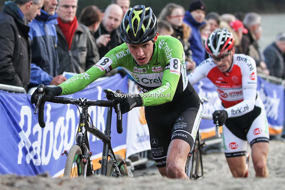 Nederlands Kampioenschap veldrijden Gasselte elite Micki van Empel
