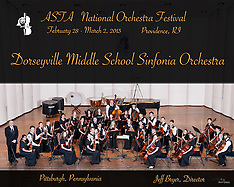 Dorseyville Middle School Sinfonia Orchestra