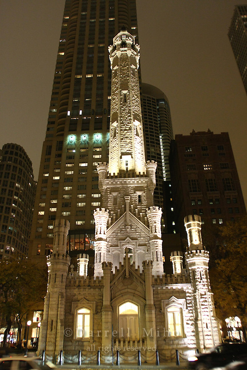 Nov. 08, 2008; Chicago, IL - Water Tower...Photo credit: Darrell Miho