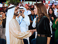 Queen Rania Receives Influential Personality Award