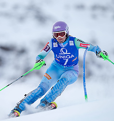29.12.2014, Hohe Mut, Kühtai, AUT, FIS Ski Weltcup, Kühtai, Slalom, Damen, 1. Durchgang, im Bild Tina Maze (SLO) // Tina Maze of Slovenia in action during 1st run of Ladies Slalom of the Kuehtai FIS Ski Alpine World Cup at the Hohe Mut Course in Kuehtai, Austria on 2014/12/29. EXPA Pictures © 2014, PhotoCredit: EXPA/ JFK