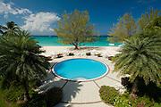 Greathouse Condominiums has a spectacular Seven Mile Beach pool view