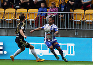 18.6.2016, OmaSP Stadion, Seinäjoki.<br /> Veikkausliiga 2016.<br /> Seinäjoen Jalkapallokerho - Helsinging Jalkapalloklubi.<br /> Nikolai Alho - HJK
