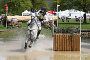 Alexander Tordoff on Cool ack during the International Horse Trials at Chatsworth, Bakewell, United Kingdom on 13 May 2018. Picture by George Franks.