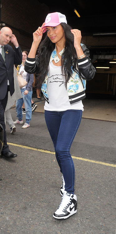 Nicole Scherzinger out shopping in London, UK. 18/06/06/2013<br />BYLINE MUST READ : GOTCHAIMAGES.COM<br /><br />Copyright by &copy; Gotcha Images Ltd. All rights reserved.<br />Usage of this image is conditional upon the acceptance <br />of Gotcha Images Ltd, terms and conditions available at<br />www.gotchaimages.com