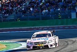 October 16, 2016 - Hockenheim, Germany - Motorsports: DTM race Hockenheim, Saison 2016 - 9. Event Hockenheimring, GER, #8 Christian Vietoris (GER, Mercedes-AMG DTM Team Mücke, Mercedes-AMG C 63 DTM) (Credit Image: © Hoch Zwei via ZUMA Wire)