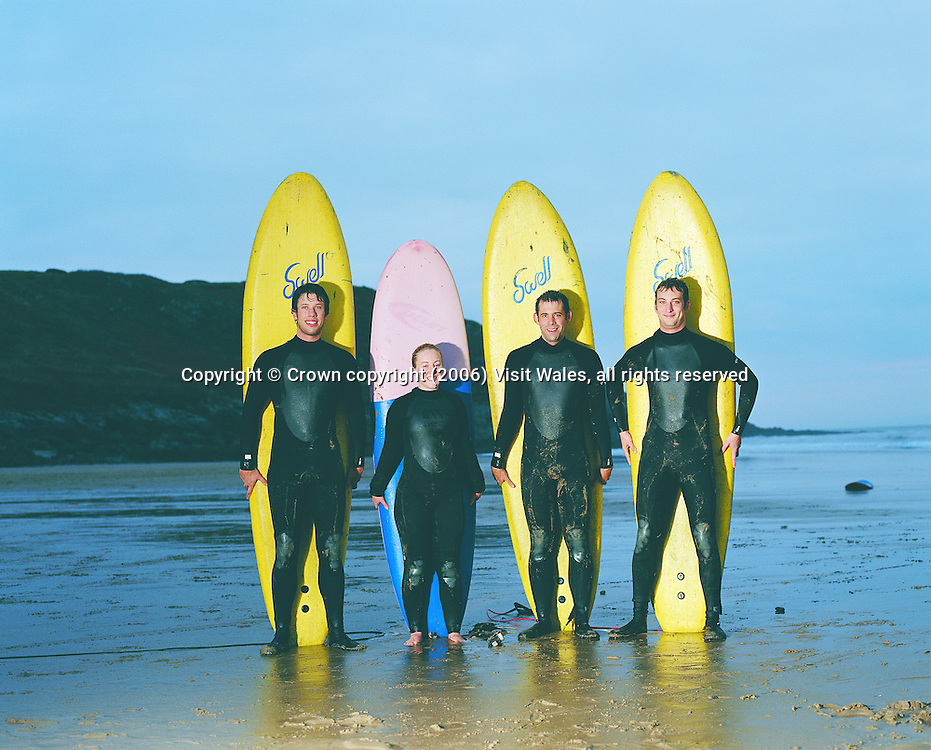 Caswell Bay - Gower<br /> Surfing<br /> Activities &amp; Sports