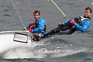 2014 Eurolymp   470 Men   Day 2