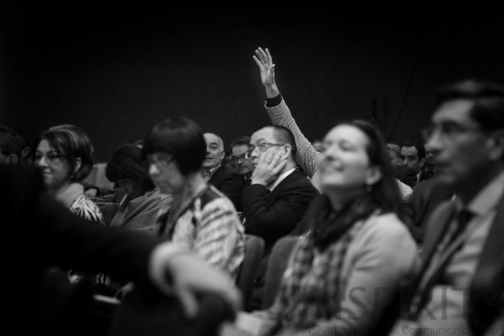 Juice Summit in Antwerp 15 - 16 October 2014. Photo: Erik Luntang