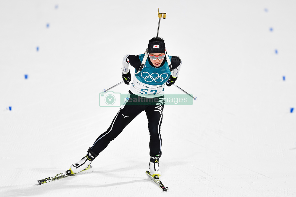 February 10, 2018 - Pyeongchang, South Korea - 180210 Sari Furuya of Japan competes in Women's Biathlon 7,5 km Sprint during day one of the 2018 Winter Olympics on February 10, 2018 in Pyeongchang..Photo: Petter Arvidson / BILDBYRN / kod PA / 87614 (Credit Image: © Petter Arvidson/Bildbyran via ZUMA Press)