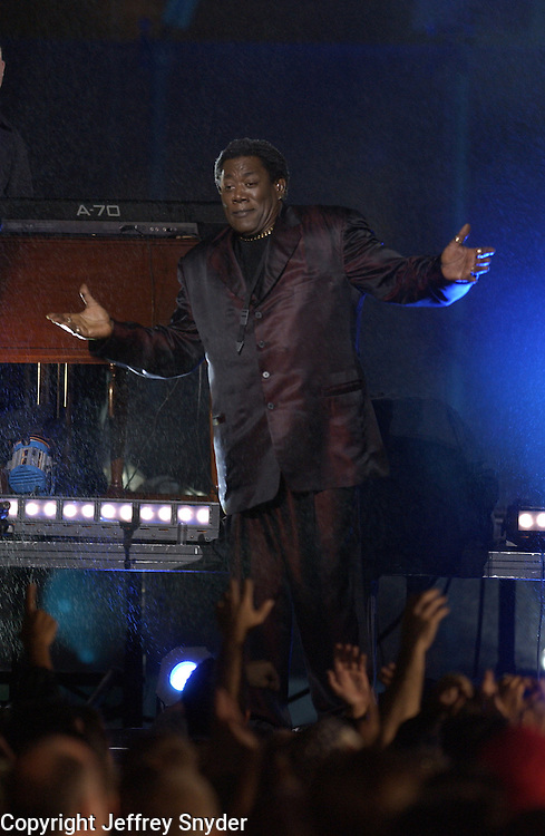 Clarence Clemons - MTV Video Music Awards 2002 - American Museum of Natural History