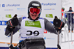 PEDERSEN Jesper, LW11, NOR, Men's Giant Slalom at the WPAS_2019 Alpine Skiing World Championships, Kranjska Gora, Slovenia
