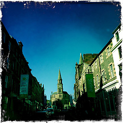 Stirling..Hipstamatic images taken on an Apple iPhone..©Michael Schofield.