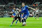 Newcastle United v Leeds United 140417