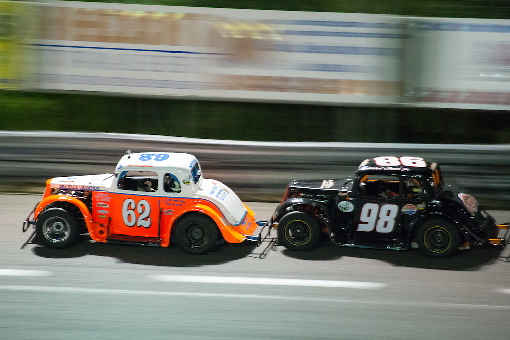 Wall Stadium Speedway<br />