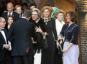 09-04-2011 HKH Princess Maxima of the Netherlands on Saturday 9 April in its function as the Patroness of Scouting Holland during the Presentation Ceremony of Orange 2011 in the Ridderzaal (knightroom). Orange 2011 is this year the name of a four days' event for the members of the World Scout Fund and the Olave Baden-Powell society.HRM the King and Queen of Sweden and HRH Princess Benedikte of Denmark is also present. King Carl Gustaf van Zweden is honorary President of the World Scout Fund. Princess Benedikte is the Patroness of the Olave Baden-Powell Society.