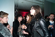 PEARL LOWE; DAISY LOWE; MATTHEW WILLIAMSON, English National Ballet launches its Christmas season with a partyu before s performance of The Nutcracker at the Coliseum.  St. Martin's Lane Hotel.  London. 16 December 2009 *** Local Caption *** -DO NOT ARCHIVE-© Copyright Photograph by Dafydd Jones. 248 Clapham Rd. London SW9 0PZ. Tel 0207 820 0771. www.dafjones.com.<br /> PEARL LOWE; DAISY LOWE; MATTHEW WILLIAMSON, English National Ballet launches its Christmas season with a partyu before s performance of The Nutcracker at the Coliseum.  St. Martin's Lane Hotel.  London. 16 December 2009