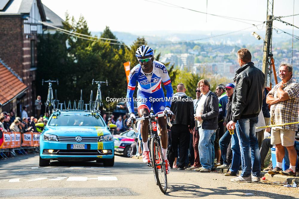 Reza Kevin - Fdj - 22.04.2015 - La Fleche Wallonne<br />Photo : Sirotti / Icon Sport<br />  *** Local Caption ***