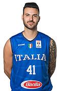 Brian Sacchetti<br /> Nazionale Italiana Maschile Senior - Headshot<br /> FIP 2017<br /> Torino, 20/11/2017<br /> Foto M.Ceretti / Ciamillo-Castoria