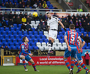 - Inverness Caledonian Thistle v Dundee in the Ladbrokes Scottish Premiership at Caledonian Stadium, Inverness.Photo: David Young<br /> <br />  - &copy; David Young - www.davidyoungphoto.co.uk - email: davidyoungphoto@gmail.com
