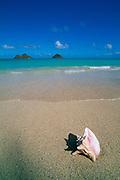 Lanikai Beach, Kailua, Oahu, Hawaii<br />