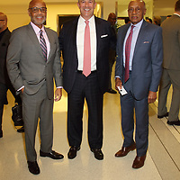 Mike Claiborne, Brian Cherrick, Dr. Donald Suggs