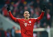 Fussball Bundesliga 2012/13: Bayern Muenchen - Bremen
