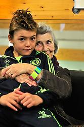 10 yr old boy with adoptive Grandmother. Somerset. MR