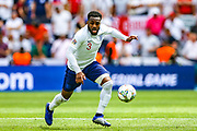 England defender Danny Rose (Tottenham) during the UEFA Nations League 3rd place play-off match between Switzerland and England at Estadio D. Afonso Henriques, Guimaraes, Portugal on 9 June 2019.
