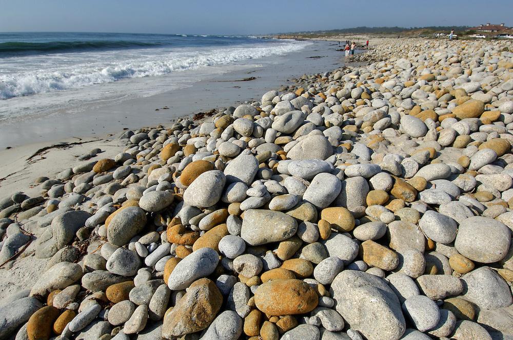 Pebble Beach, 17 Mile Drive, Monterey Bay, Monterey, California, United States of America
