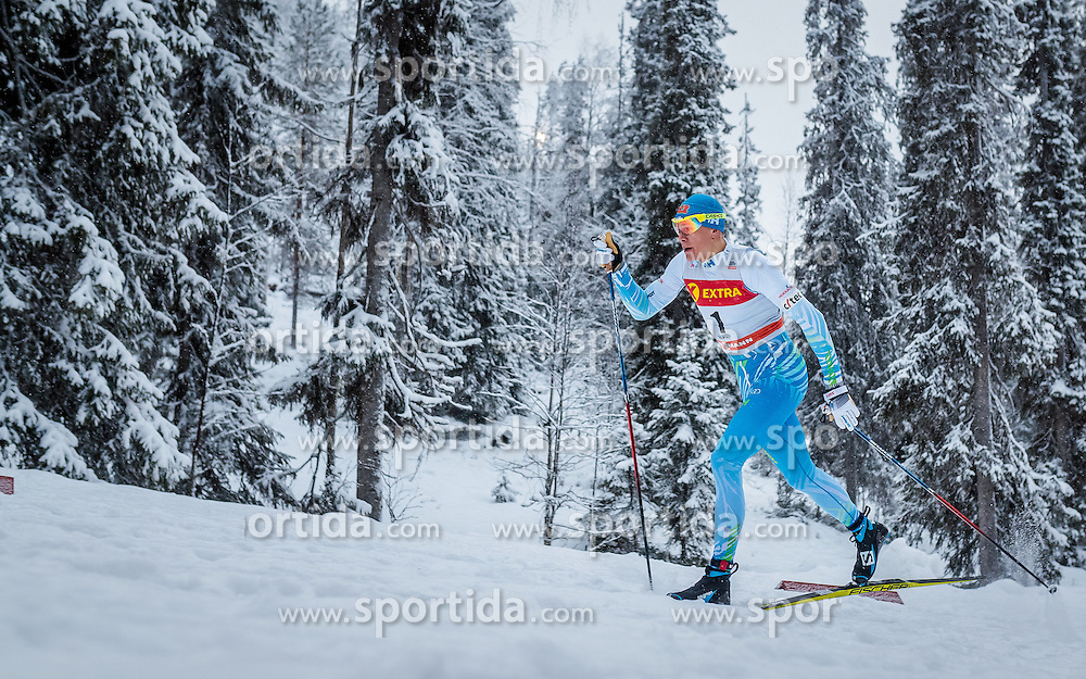 26.11.2016, Nordic Arena, Ruka, FIN, FIS Weltcup Langlauf, Nordic Opening, Kuusamo, Herren, im Bild Matias Strandvall (FIN) // Matias Strandvall of Finland during the Mens FIS Cross Country World Cup of the Nordic Opening at the Nordic Arena in Ruka, Finland on 2016/11/26. EXPA Pictures © 2016, PhotoCredit: EXPA/ JFK