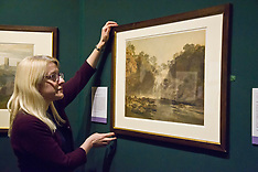 Turner watercolours exhibition | Edinburgh | 21 December 2017