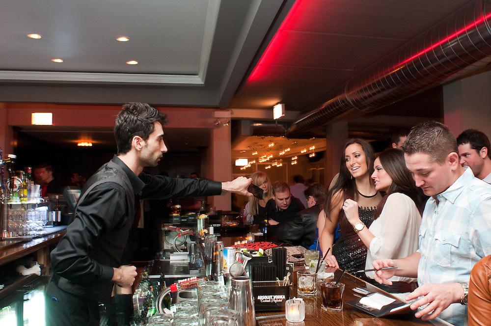 Opening weekend at Estate Ultra Bar