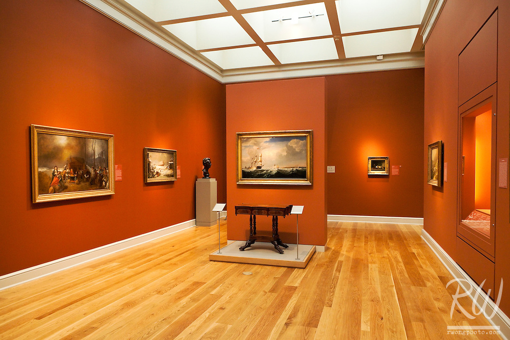 Virginia Steele Scott Galleries of American Art at The Huntington, San Marino, California