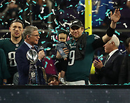 NFL 2018: Super Bowl LII: Eagles 41:33 Patriots - 4 Feb 2018