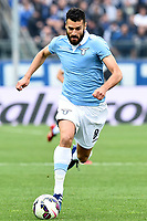 Antonio Candreva Lazio <br /> Bergamo 03-05-2015 Stadio Atleti Azzurri d'Italia - Football Calcio Serie A Atalanta - Lazio. Foto Matteo Gribaudii / Image Sport / Insidefoto